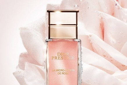 Zoom in on the exclusive patented technology behind Dior Prestige's new La Micro-Lotion de Rose