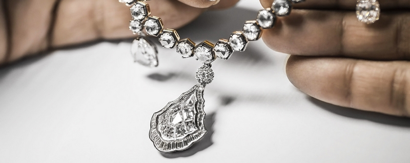 DIOR new High Jewelry collection ´Dior A Versailles