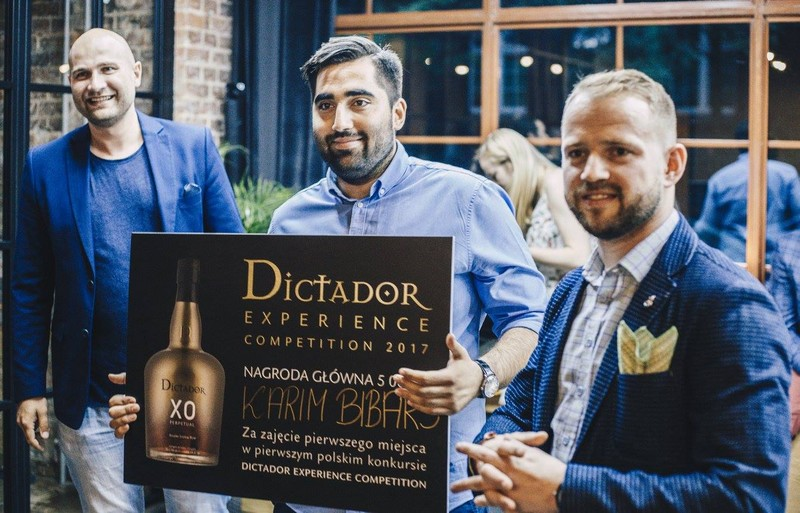 DIctador experience competition 2017