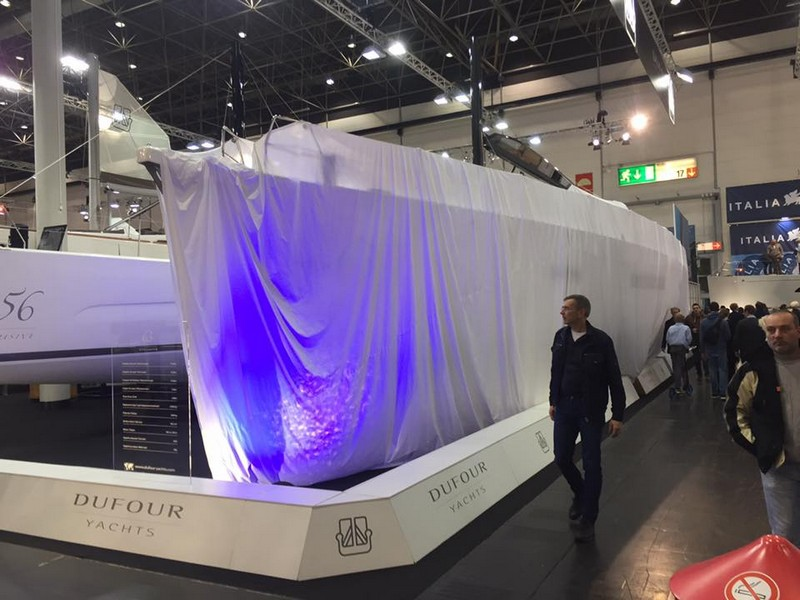 DUFOUR 63 Exclusive at boot 2017