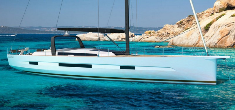 DUFOUR 63 Exclusive yacht