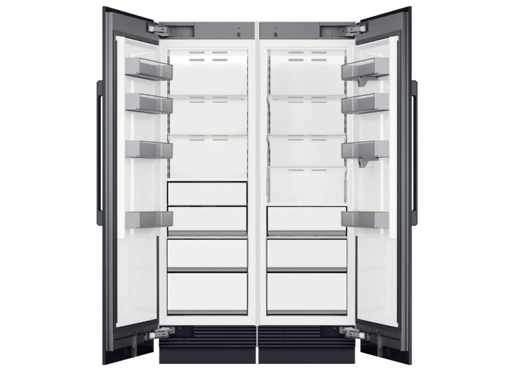 Dacor reveals World's First Luxury Porcelain 30-Inch Refrigerator and Freezer Column Built-Ins