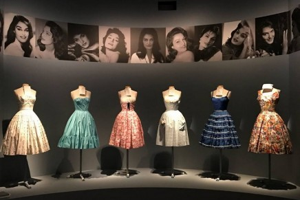 Dalida, her Wardrobe On and Off-Stage at Palais Galliera Paris