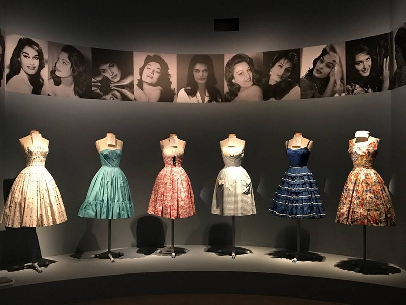 Dalida, her Wardrobe On and Off-Stage at Palais Galliera Paris-