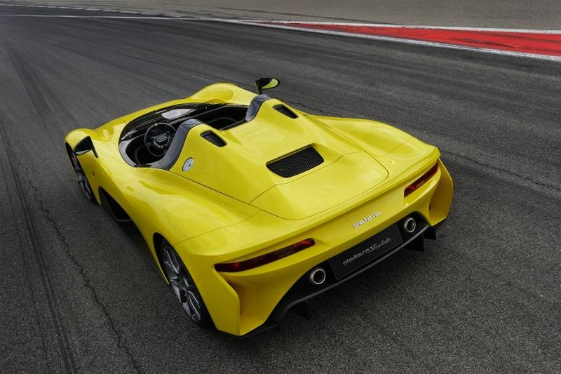 Dallara Stradale 2018-