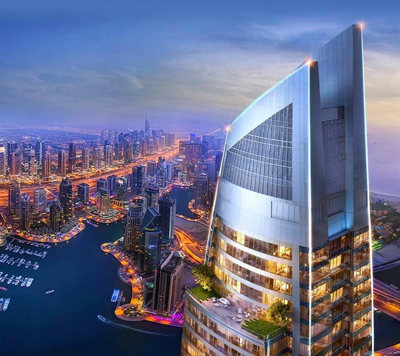 Damac Properties - Dubai Marina