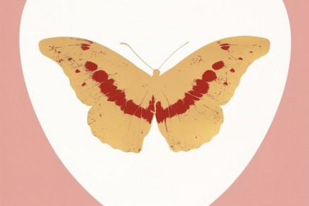 Happy Valentines Day, suckers: how Damien Hirst's cashing in on Cupid