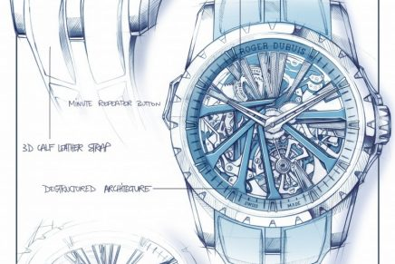 Dare to be rare: Roger Dubuis Excalibur Diabolus in Machina combines two of the most admired complications