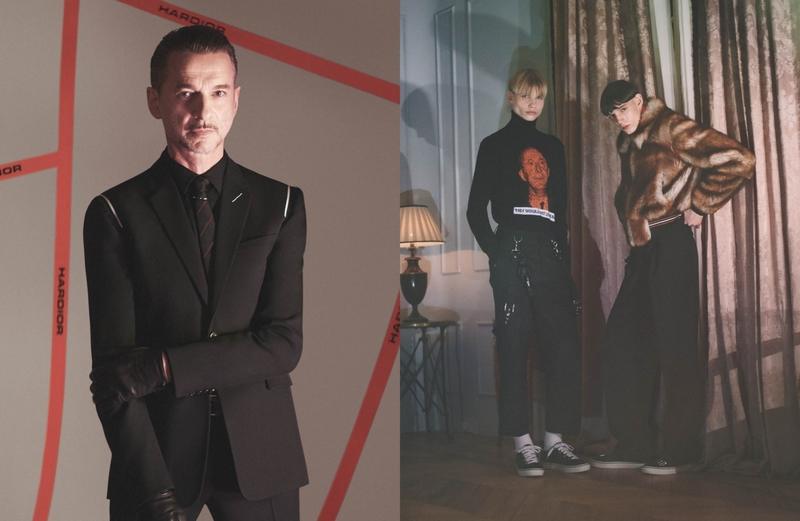 Dave Gahan for DIOR HOMME WINTER 2017-2018 CAMPAIGN - gallery