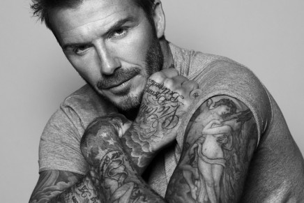 David Beckham launches men's grooming line with L'Oréal Luxe's Biotherm Homme