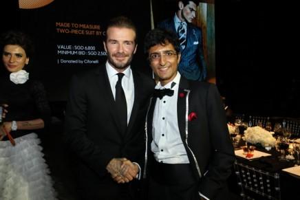 The Ultimate Dinner. Interview with Karan Tilani, World of Diamonds Group