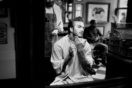 David Beckham's HOUSE 99 to provide tools men need to experiment with their look