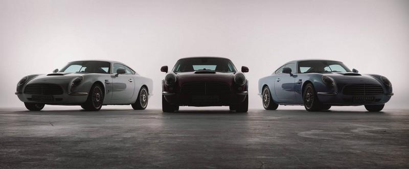 David Brown Speedback GT - European motor show premier of Speedback GT at 2017 Geneva Motor Show