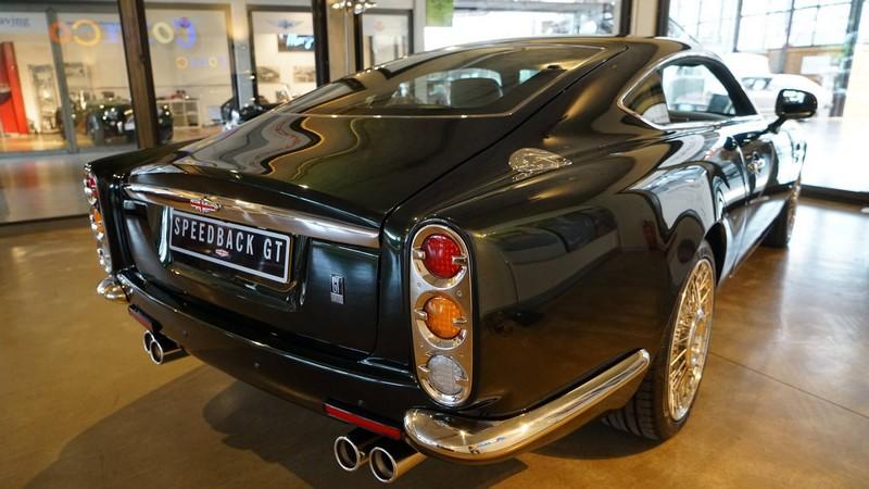 David Brown Speedback GT in black