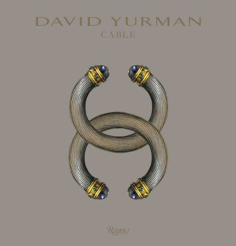 David Yurman Cable Book
