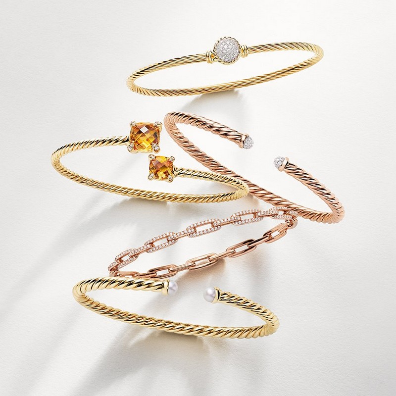 David Yurman Cable - The power of gold