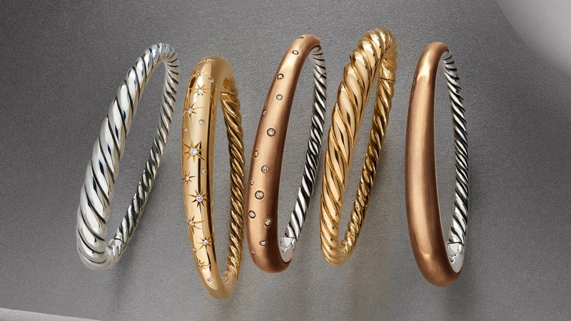David Yurman Cable styles
