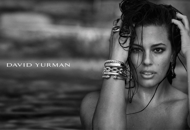 David Yurman Fall 2018 Ad Campaign - Peter Lindbergh-