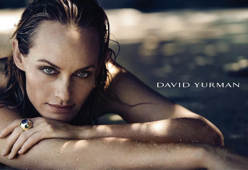David Yurman Fall 2018 Ad Campaign - Peter Lindbergh