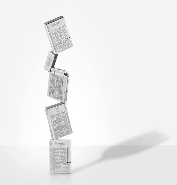 Davidoff 50th Limited Edition Prestige lighter
