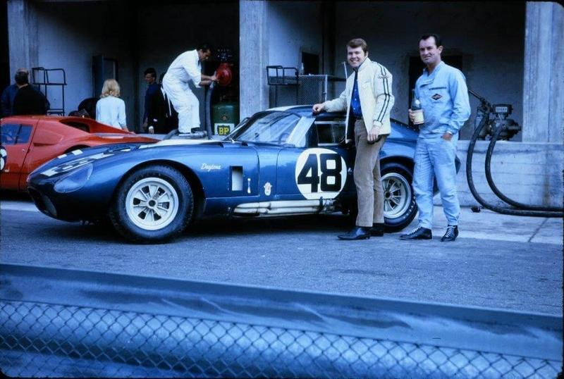 Daytona Coupe -