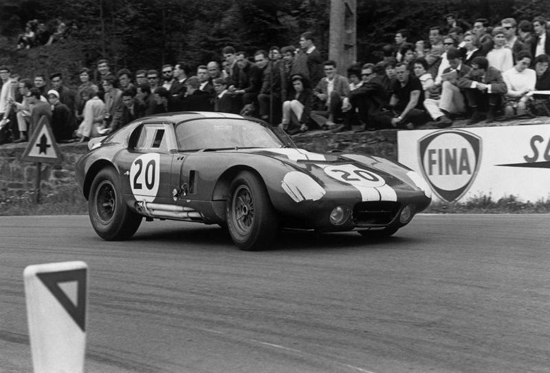 Daytona Coupe - photo