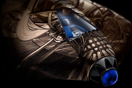 An out of this universe experience: De Bethune Dream Watch 5 Armilia