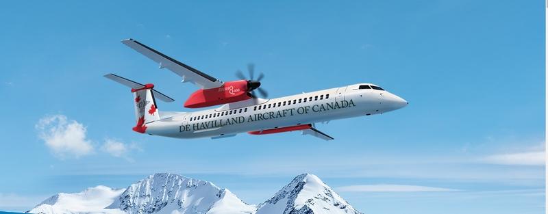 De Havilland Aircraft of Canada 2019