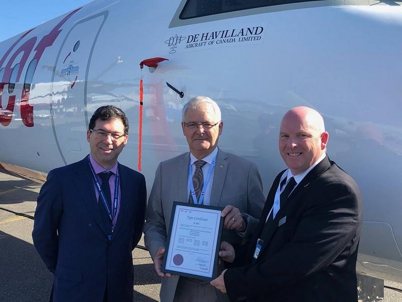 De Havilland Aircraft of Canada Takes Flight