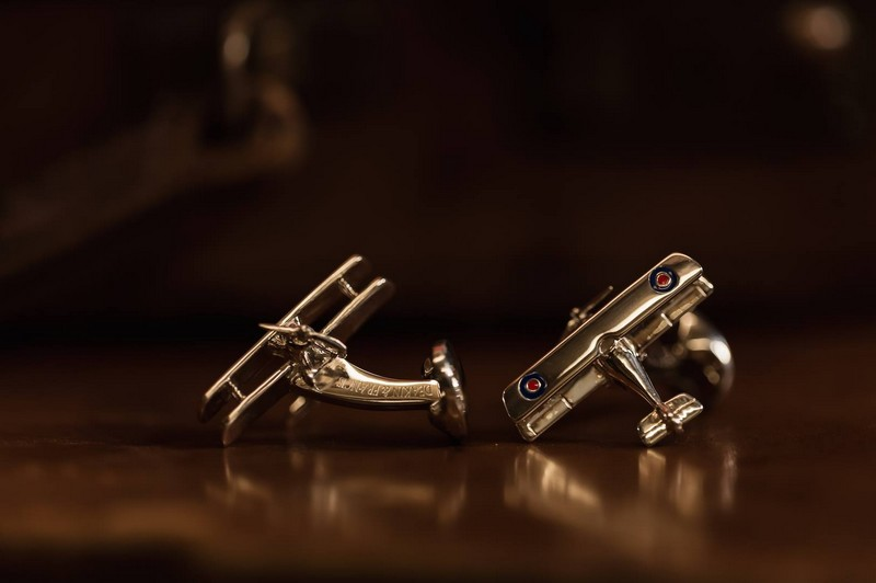 Deakin & Francis Fundamentals - luxury cufflinks-Quintessentially British, Deakin & Francis