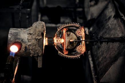 Louis XIII, The Monnaie de Paris and Saint-Louis have come together to capture the imprint of Time
