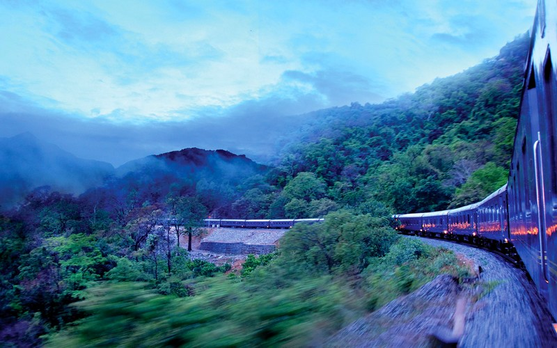Deccan Odyssey - Meet the Asia's Leading Luxury Train
