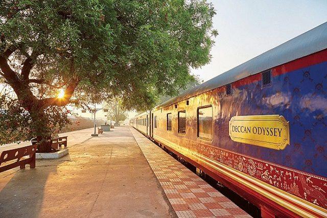 Deccan Odyssey Wins Asia's Leading Luxury Train