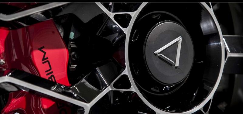 Dendrobium D-1 electric-hypercar to debut at Salon Privé in September-wheels