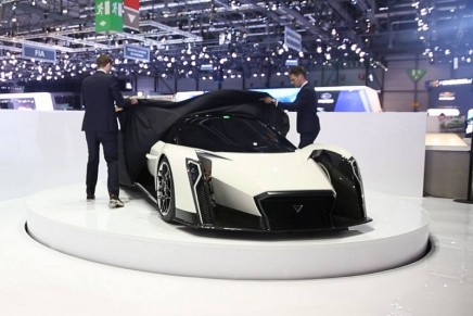 Vanda Electrics unveils Singapore's first hypercar, the all-electric Dendrobium