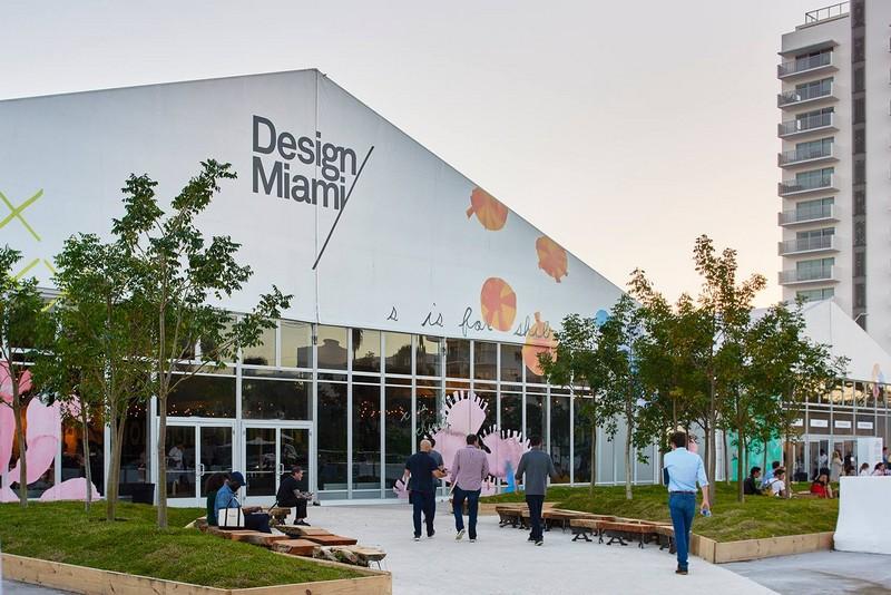 Design Miami2017 entrance