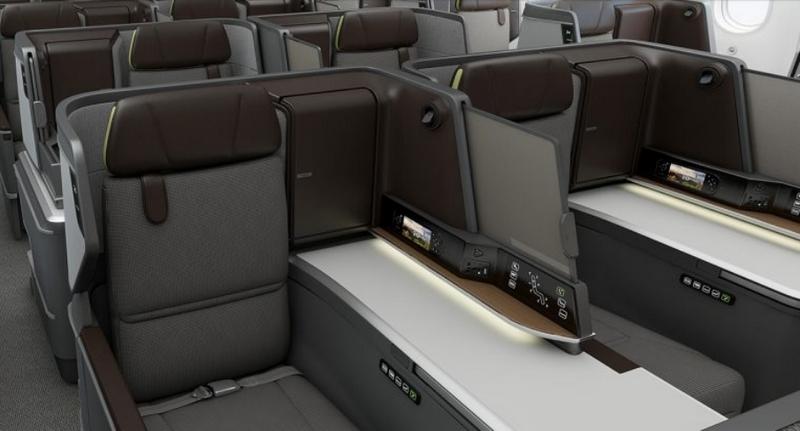 Designworks partnered with EVA Air-2018-