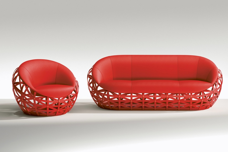 Diamond Sofa by Marcel Wanders 2019