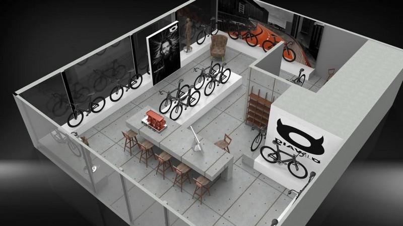 Diavelo Concept Store Zurich