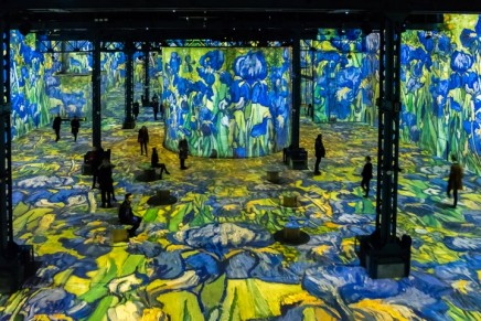 Paris's digital art museum launches ambitious interactive competition