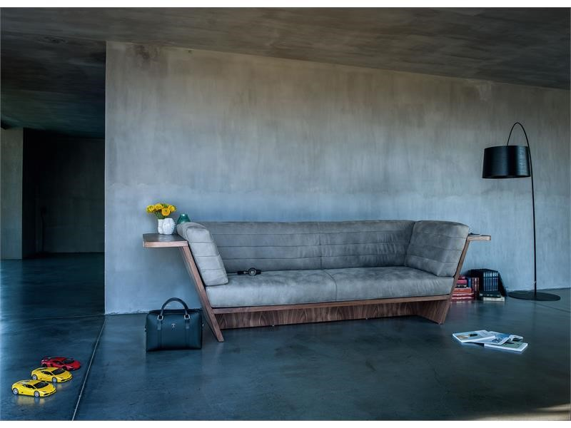 Dinamik sofa Ambient - Authentic Living collection at Salone del Mobile 2017-