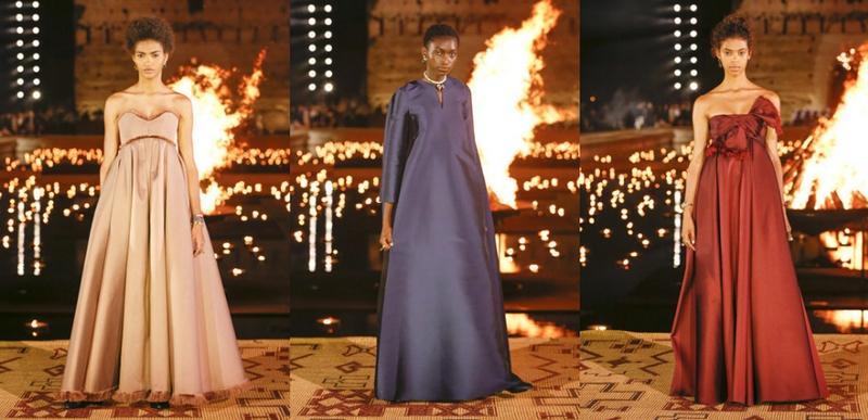 Dior 2020 Cruise at El Badi Palace - Silhouettes-02