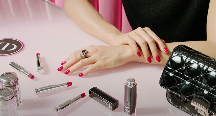 Dior Addict Lacquer Stick - The first lacquer in a stick by Dior-