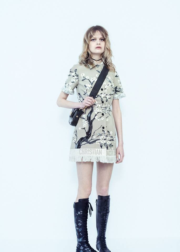Dior Capsule Collection - Exclusively for the Ginza Six opening 2017-