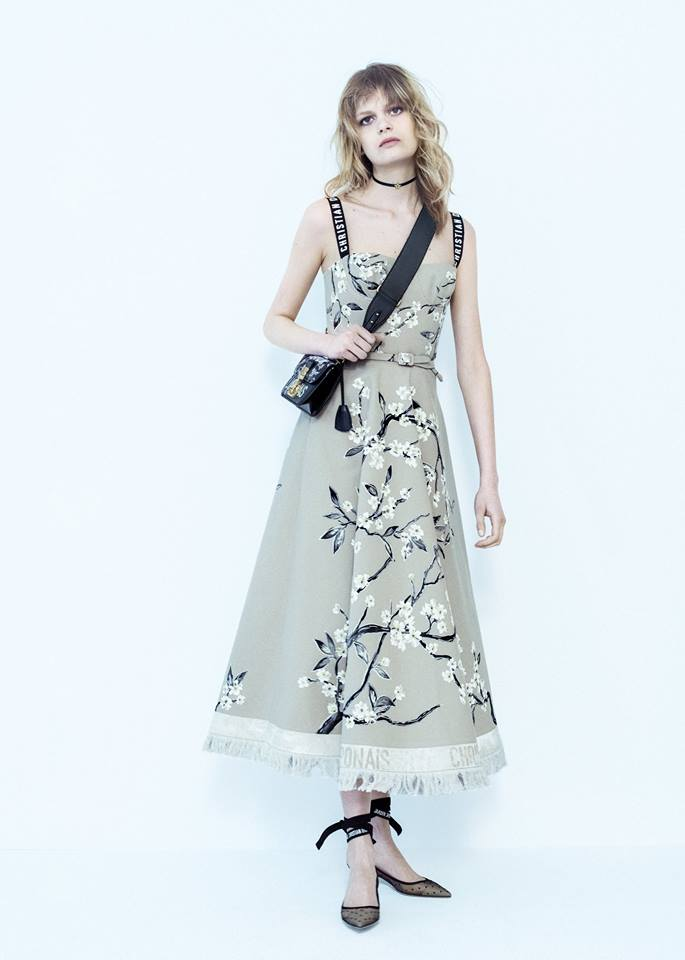 Dior Capsule Collection - Exclusively for the Ginza Six opening 2017