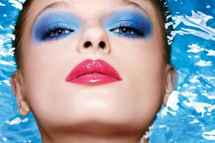 A warming dose of sun: New 'Cool Wave' Summer Look 2018 by Dior's Peter Philips