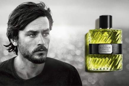 Depeche Mode frontman Dave Gahan and Alain Delon – the new Dior faces