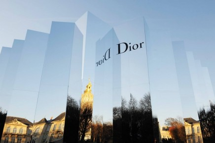 Directorless Dior proves it does not do turmoil in classic haute couture show
