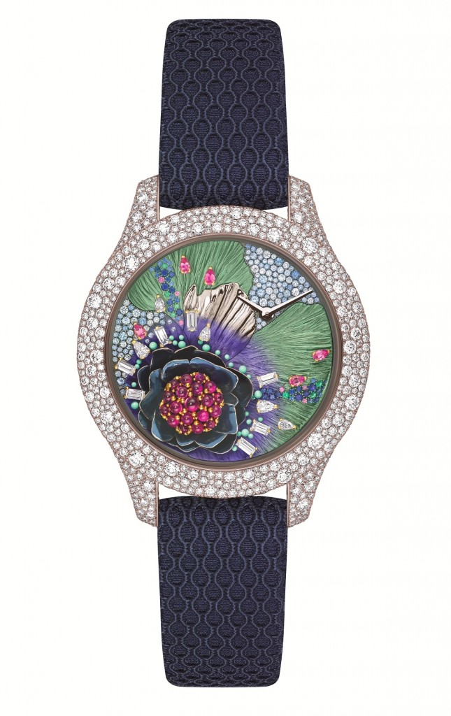 Dior Grand Soir Botanic Watches 2017-36mm