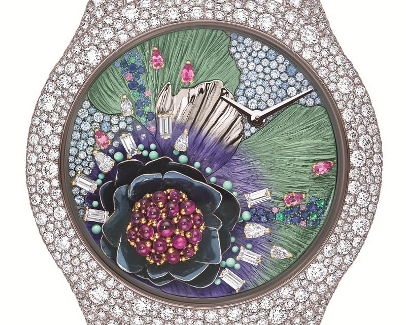 Dior Grand Soir Botanic Watches 2017-36mm-the dial